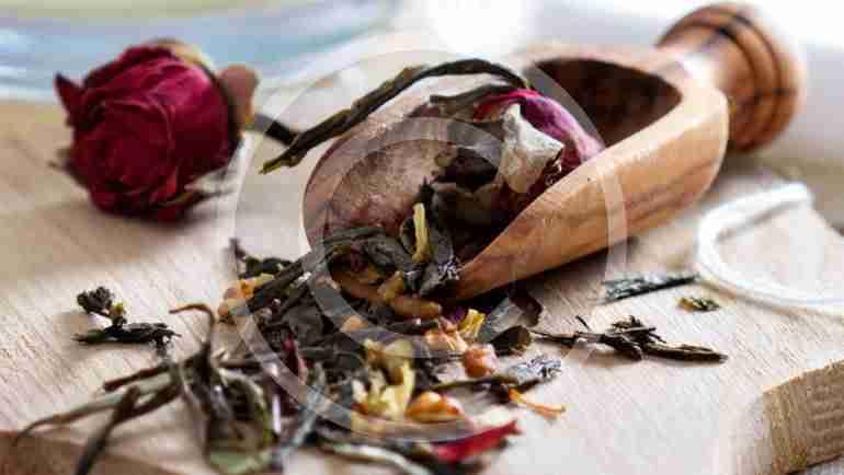 Irresistable combination for true tea lovers